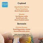 Leonard Bernstein Aaron Copland & Leonard Bernstein Play Their Works
