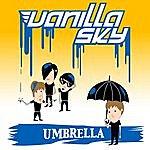 Vanilla Sky Umbrella