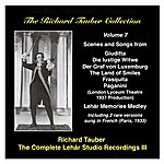 Richard Tauber The Richard Tauber Collection, Vol. 7: The Complete Lehár Studio Recordings III