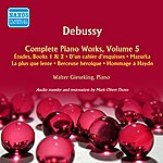 Walter Gieseking Debussy: Complete Piano Works, Vol. 5