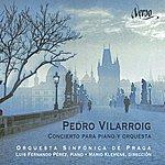Prague Symphony Orchestra Pedro Vilarroig: Concierto Para Piano Y Orquesta
