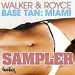 Walker Base Tan: Miami - Sampler