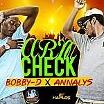 Bobby D Arm Check - Single
