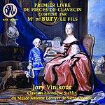Jory Vinikour Bury: Premier Livre De Pièces De Clavecin (Clavecin Historique Stehlin Du Musée Antoine Lécuyer - Saint-Quentin)