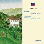 Wiener Philharmoniker Brahms: Symphonies Nos.1 & 4; Schumann: Symphonies Nos.1 & 4