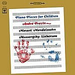 André Previn André Previn - Piano Pieces For Children