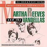 Martha Reeves & The Vandellas 24 Greatest Hits