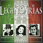 Domenico Modugno Voces Legendarias (Italia)