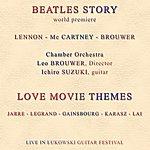 Ichiro Suzuki Beatles Story - World Premiere - Love Movie Themes (Live In Lukowski Guitar Festival)