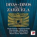 Alfredo Kraus Divas Y Divos De La Zarzuela