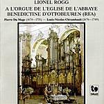 Lionel Rogg Orgue De L'église De L'abbaye Bénédictine D'ottobeuren