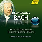 Helmuth Rilling Bach: Complete Orchestral Works