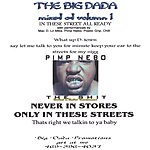 The Big Dada Mixed Cd Volumn 1