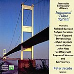 Peter Jacobs Severnside Composers' Alliance: Inaugural Piano Recital