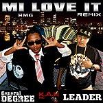 General Degree Mi Love It (Remix) [Feat. Leader]