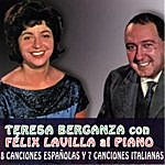 Teresa Berganza Teresa Berganza Con Felix Lavilla Al Piano. 8 Canciones Españolas Y 7 Canciones Italianas