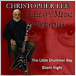 Christopher Lee A Heavy Metal Christmas