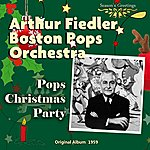 Boston Pops Orchestra Pops Christmas Party (Original Living Stereo Album 1959)