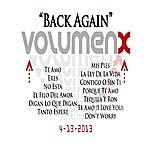 "Volumen X ""Back Again"""