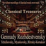 Gennady Rozhdestvensky Classical Treasures: Gennady Rozhdestvensky - Tchaikovsky, Myaskovsky, Rimsky-Korsakov