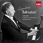 Artur Rubinstein Chopin : Nocturnes & Mazurkas