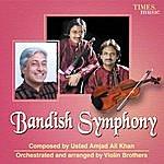 Amjad Ali Khan Bandish Symphony