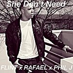 Flint She Don't Need (Feat. Rafael & Phil J) - Single