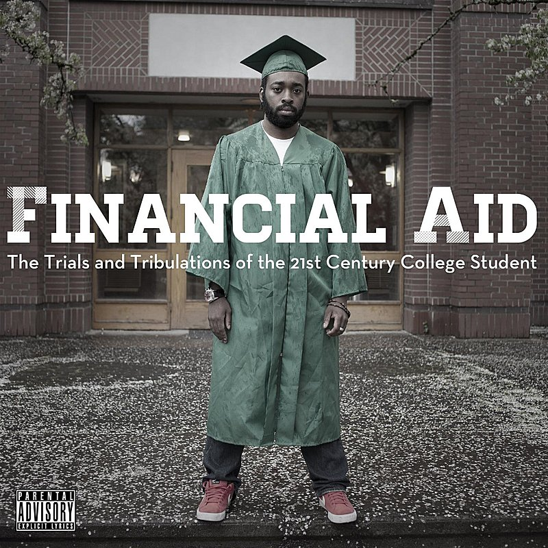 Cover Art: Financial Aid: The Trials And Tribulations Of The 21st Century College Student