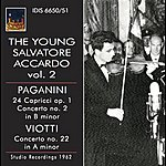 Salvatore Accardo The Young Salvatore Accardo, Vol. 2 (1962)
