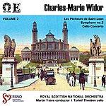 Royal Scottish National Orchestra Widor: Symphony No.2 - Cello Concerto, Vol. 2