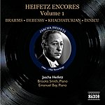Jascha Heifetz Heifetz: Encores, Vol. 1 (1946-1956)