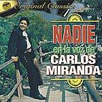 Carlos Miranda Nadie