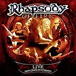 Rhapsody Of Fire Live - From Chaos To Eternity