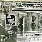 Luciano Berio Berio: Sinfonia / Concerto For Two Pianos