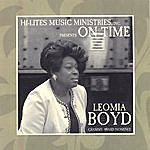 Leomia Boyd On Time - Full Project
