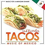 Mariachi Guadalajara Music For A Mexican Dinner. Tacos And Burritos. Music Of Mexico