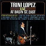 Trini Lopez Live At Basin St. East