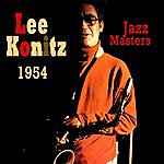Lee Konitz 1954 Jazz Masters