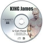 King James U Can Have Dat (Cd Single)