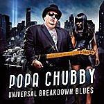 Popa Chubby Universal Breakdown Blues