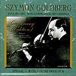 Szymon Goldberg Szymon Goldberg: Non-Commercial Recordings, Vol. 1