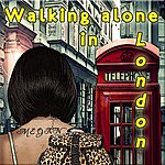 Megan Walking Alone In London
