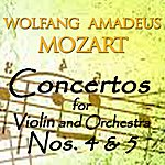 London Philharmonic Orchestra Mozart: Concertos For Violin And Orchestra No. 4 & 5