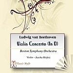 Boston Symphony Orchestra Beethoven: Violin Concerto