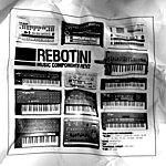 Arnaud Rebotini Music Components Rev 2