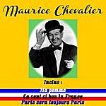 Maurice Chevalier Maurice Chevalier