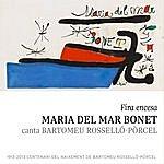 Maria Del Mar Bonet Fira Encesa (Canta Bartomeu Rosselló-Pòrcel)