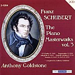 Anthony Goldstone Schubert, F.: The Piano Masterworks, Vol. 3