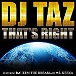 DJ Taz That's Right