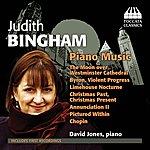 David Jones Bingham: Piano Music